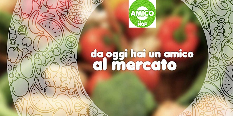 Amico MOF Proximity Marketing